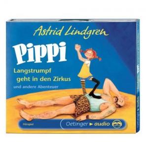Pippi geht in den Zirkus