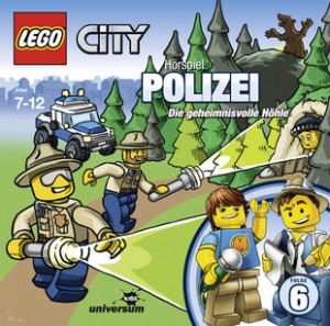 Lego City - Die geheimnisvolle Höhle