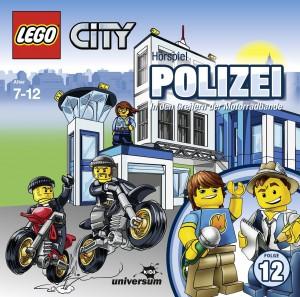 Lego Motorrad