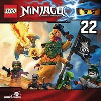 Ninjago 18-22